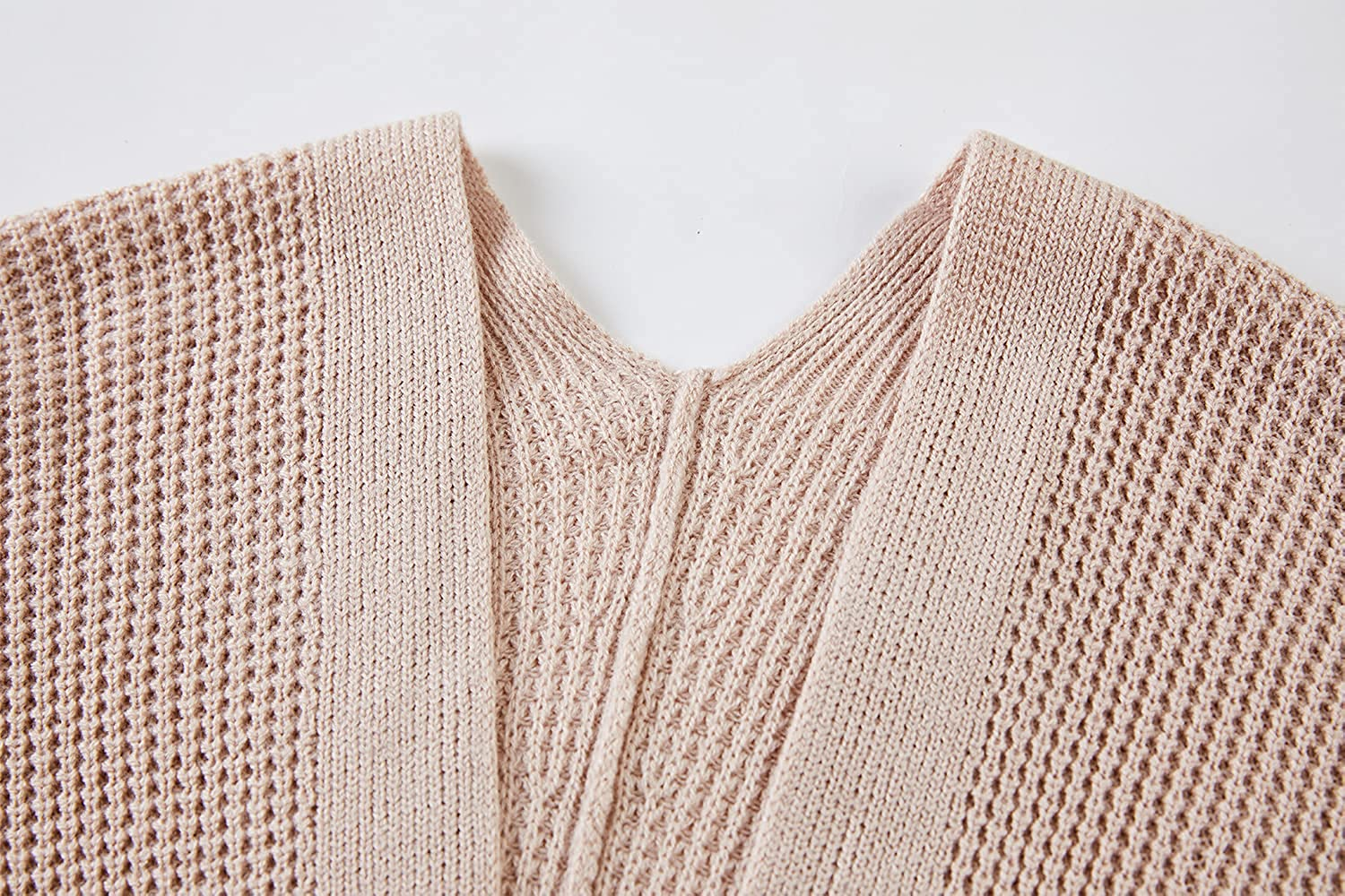 CCBSTS Womens Plus Size Open Front Lightweight Cardigan Long Sleeve Casual Draped Knit Sweater Cardigans