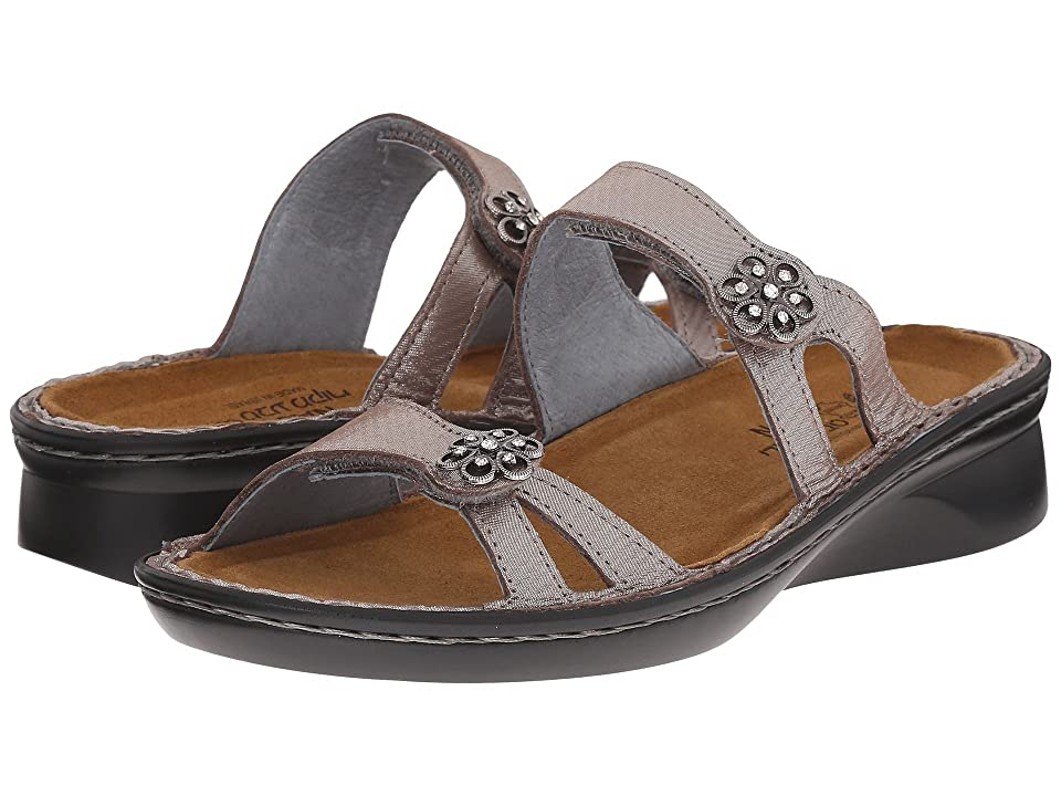 Naot Melody (Silver Threads Leather) Women