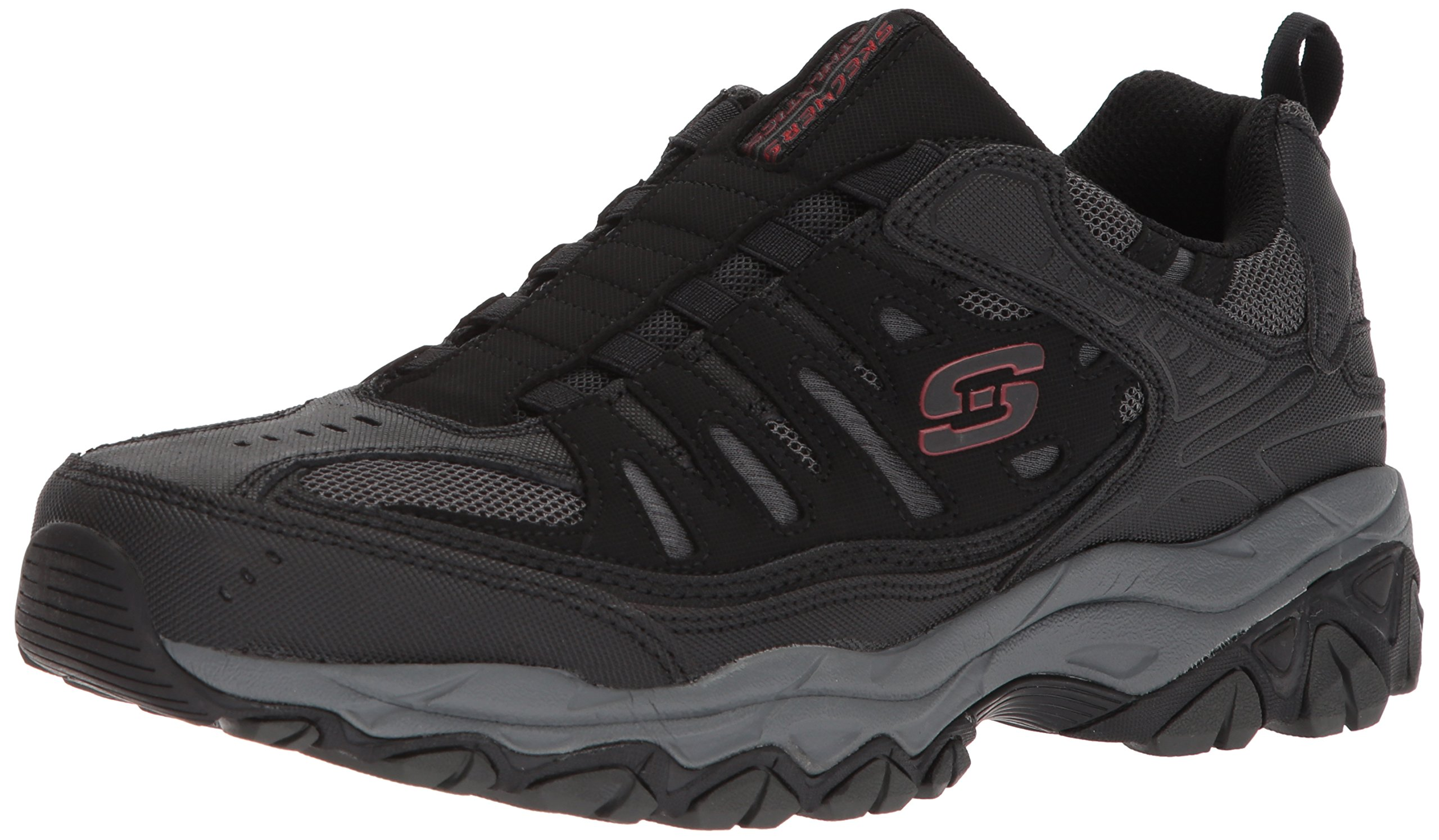 Skechers Afterburn Wonted Loafer charcoal