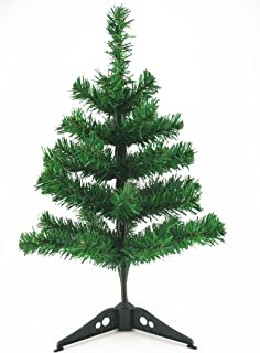 Beauty Life Christmas Trees Tabletop Premium Artificial Christmas Pine Tree – G-1.5' (45cm)