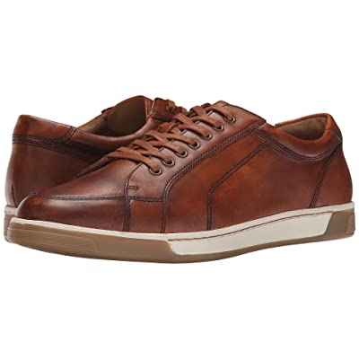 Cole Haan Vartan Sport Oxford (British Tan Antique) Men