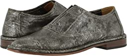Pewter Italian Metallic Sheepskin