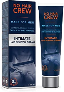 NO Hair Crew Premium Intimate Hair Removal Cream – Extra