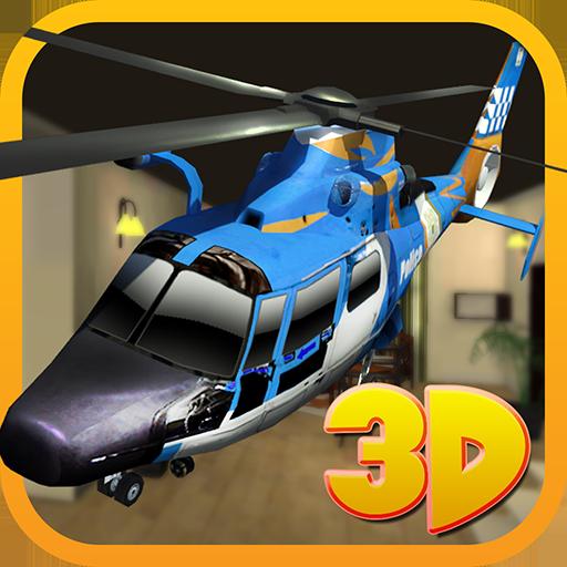 Helicóptero Absoluto simulador de...