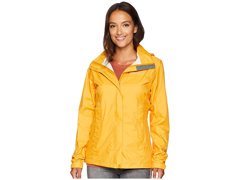 Marmot PreCip(r) Jacket (Golden Eye) Women