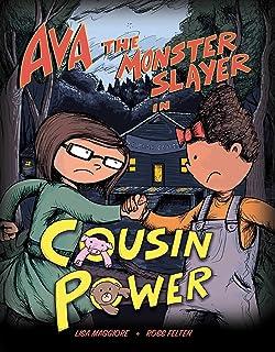 Ava the Monster Slayer: Cousin Power