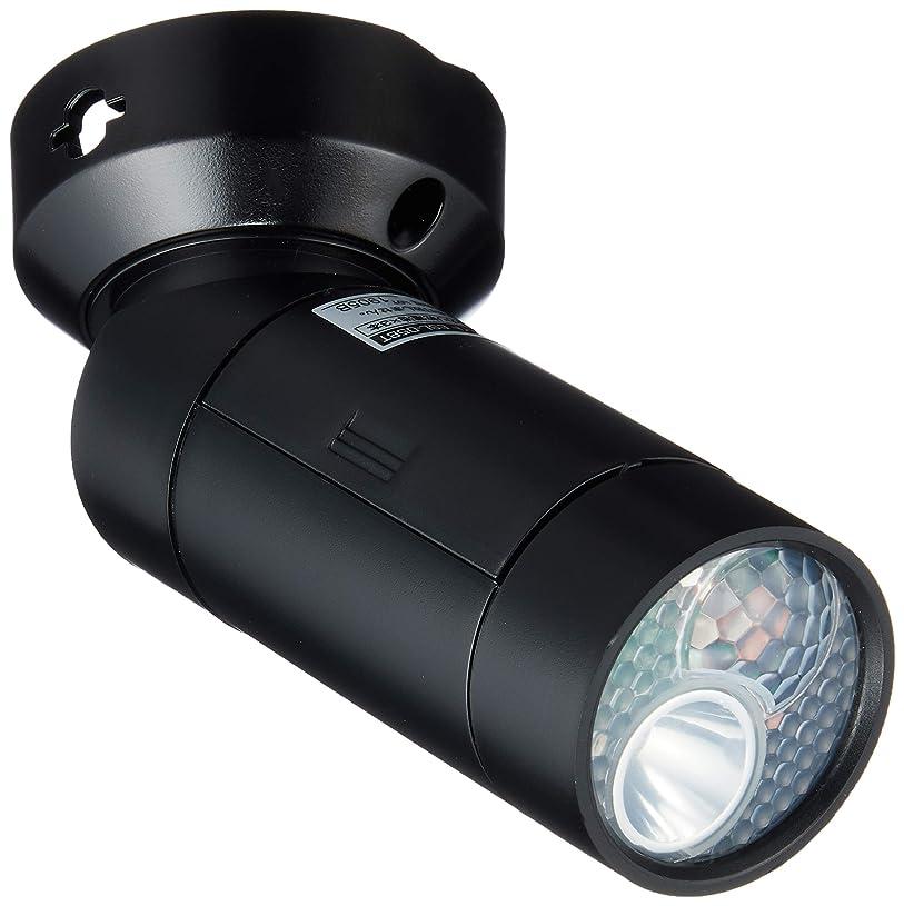 不誠実ペーストもしELPA 屋外用LEDセンサーライト 0.5W ESL-05BT(BK)