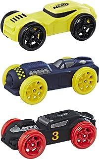 NERF Nitro Foam Car 3 Pack - Choose your Pack