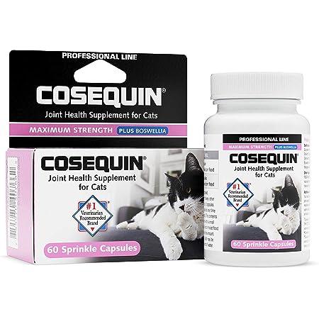 Cosequin for Cats Maximum Strength PLUS Boswellia Sprinkle Capsules - Professional Line