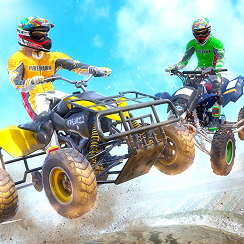 Extreme ATV Bike Stunts: Abriss-Derby-Crash-Simulation 2019