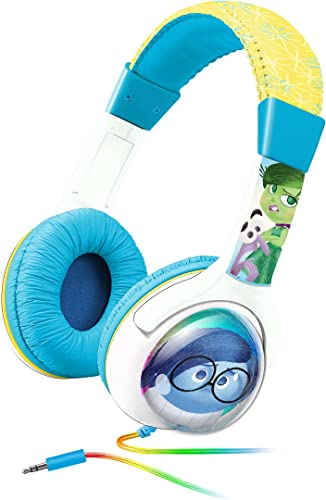 tienda de pescado para la venta KIDdesigns Inside Inside Inside Out Kid Friendly Headphones by KIDdesigns  precios bajos todos los dias