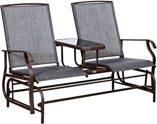 Best double lawn glider Reviews
