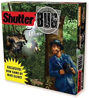 ShutterBug - Exclusive! Snap the Myth! - A Family Board Game