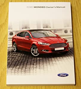 Ford MONDEO 2014-2018 HANDBOOK OWNERS MANUAL AUDIO NAVI SYNC MANUAL  amp  AUTOMATIC