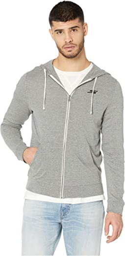 Recreation Full Zip Lightweight Hoodie
