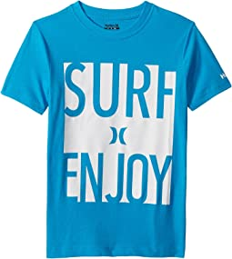 Surf and Enjoy Tee (Big Kids)