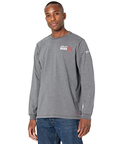Ariat FR American Raptor Graphic Long Sleeve T-Shirt
