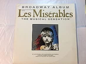 Best les miserables broadway album Reviews