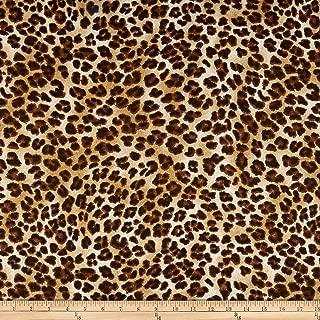 cheetah print upholstery fabric