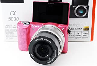 Best sony a5000 pink Reviews