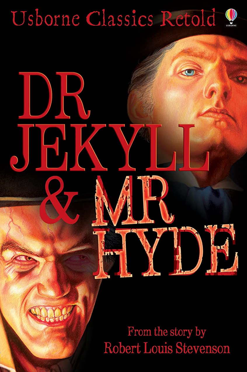 宇宙船コート数字Dr Jekyll and Mr Hyde: Usborne Classics Retold (English Edition)