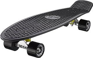 Ridge Big Brother Cruiser Skateboard, Nero