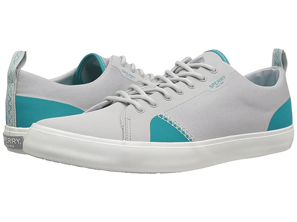 Sperry Flex Deck LTT Canvas (Grey) Men