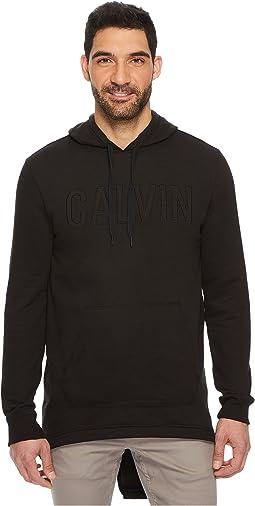 Calvin Klein Jeans - Fishtail Parka Hem Pullover Hoodie