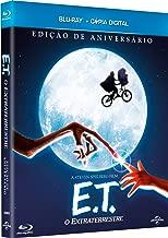 Blu-ray E.T. O Extraterreste [ E.T. The Extra-Terrestrial ] [ Audio and Subtitles in English + Spanish + Portuguese ] [ Brazilian Edition ]