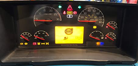 Used Dashboard Instrument Cluster 2007-2014 Fits A Volvo Vnl