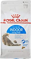 Royal Canin FHN Indoor Long Hair 2 kg Feline Breed Nutrition Cat Food, Multicolor, 03RCIL2, Indoor Long Hair Cat dry food
