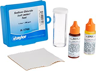 TAYLOR TECHNOLOGIES INC K-1766 DROP TEST CHLORIDE SALT WATER