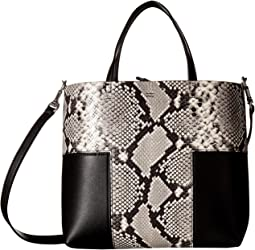 Tory Burch - Block-T Embossed Mini Tote
