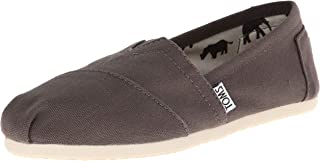 TOMS Canvas Men Classic Black 001001A07-BLK