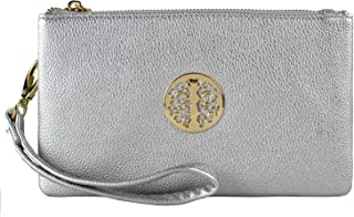 5cedd71e04e9 Small Clutch Bags with Wristlet and Long Adjustable Strap - Packaged With  FREE Elegant Tiana Marie