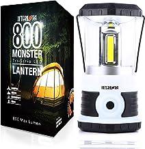 Internova Monster LED Camping Lantern - Battery Powered -...