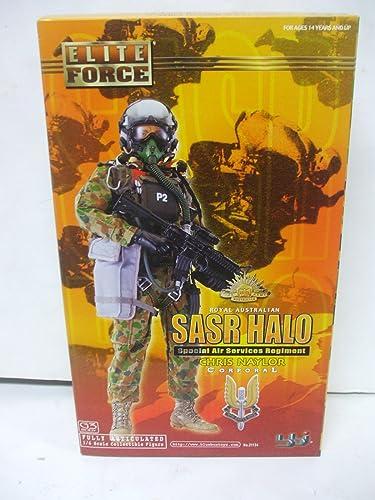 Elite Force  SASR Halo Corporal Chris Naylor Military Action Figur