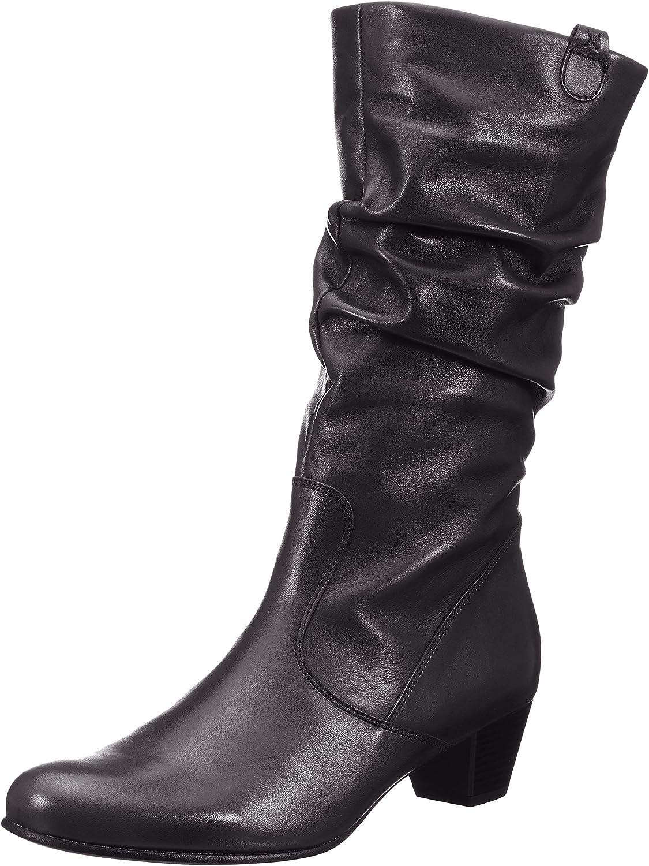 Gabor Damen Comfort Basic Hohe Stiefel  | Erste Klasse in seiner Klasse