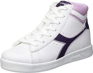 Dettagli su Diadora Field PS td Diadora bambino alte Sneakers bambino scarpe baby verde blu
