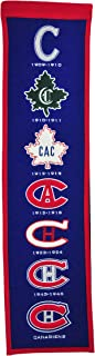 Winning Streak NHL Montreal Canadiens Heritage Banner