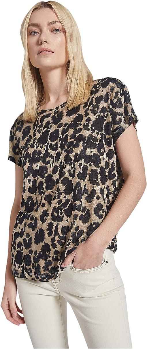 Khaki Inky Leopard