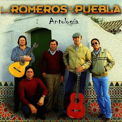 81s5ufAYTWL SS500  - Los Romeros de la Puebla - Antologia