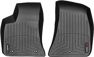 WeatherTech Front FloorLiner for Select Chrysler 300/Dodge Charger Models (Black)