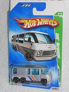 2009 Hot Wheels Treasure Hunt 11/12 - GMC Motorhome