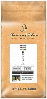 岩手県矢巾町産 川村巧さんのお米 特別栽培米 玄米 銀河のしずく 5kg 令和元年産