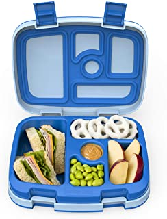 Bentgo Kids Children's Lunch Box - Leak-Proof, 5-Compartment Bento-Style Kids Lunch Box - Ideal Portion Sizes for Ages 3 t...