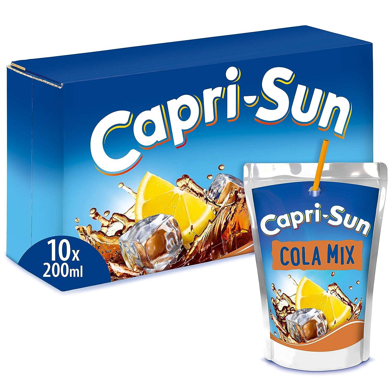 Capri Sun Cola Mix, 20 x 20 ml  Amazon.de Lebensmittel & Getränke