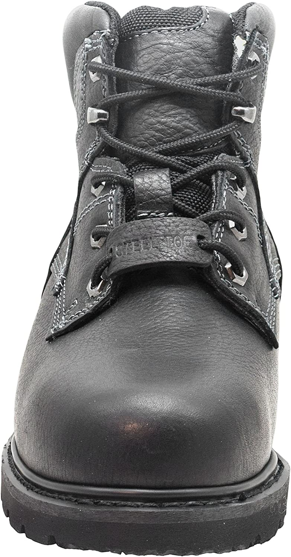 King Rocks 6 Oil and Acid Resistant Steel Toe Work Boot