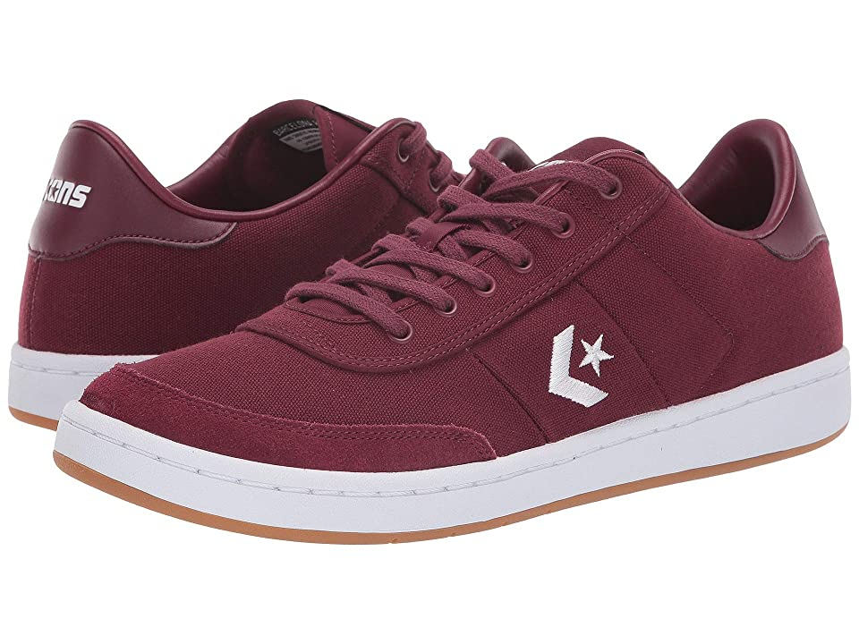 Converse Skate Barcelona Pro Ox (Dark Burgundy/White/Gum) Men