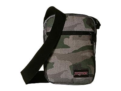 JanSport Weekender FX (Camo Ombre) Bags
